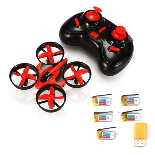 EAchine E010 + Pack 5 batteries
