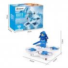 Eachine E011 RTF bleu dimensions