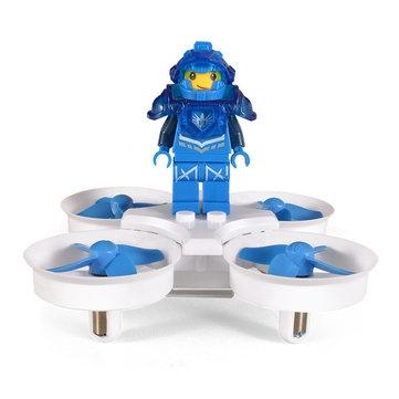 Eachine E011 RTF bleu vue de face