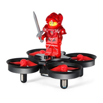 Eachine E011 RTF rouge