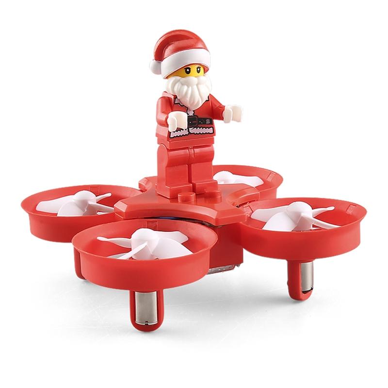 Eachine E011C musical avec Père Noël