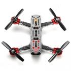Drone racer Eachine Falcon 250 (ARF) vu du dessus
