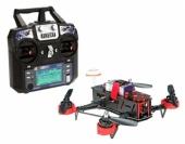 Drone racer Eachine Falcon 250 avec radiocommande i6 FlySky