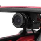 Eachine RatingKing F14 FPV - vue de l'intégration de la caméra FPV dans le cockpit