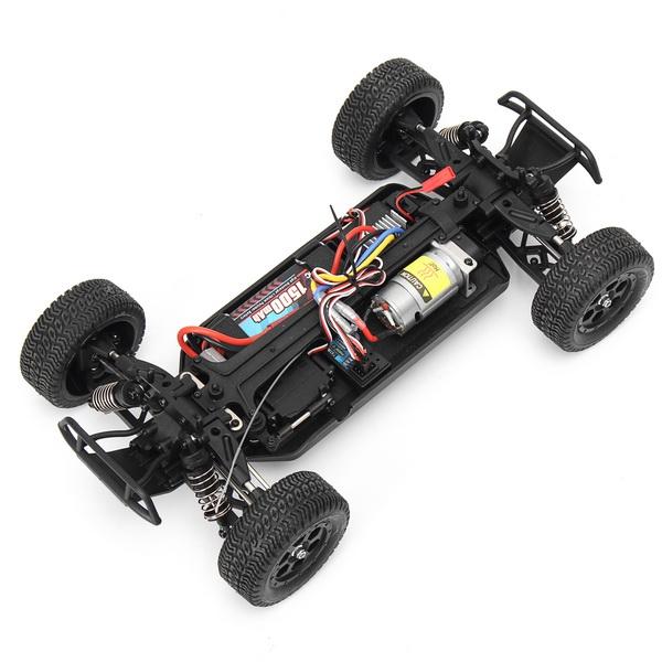 Eachine RatingKing F14 FPV - vue générale sans la carrosserie