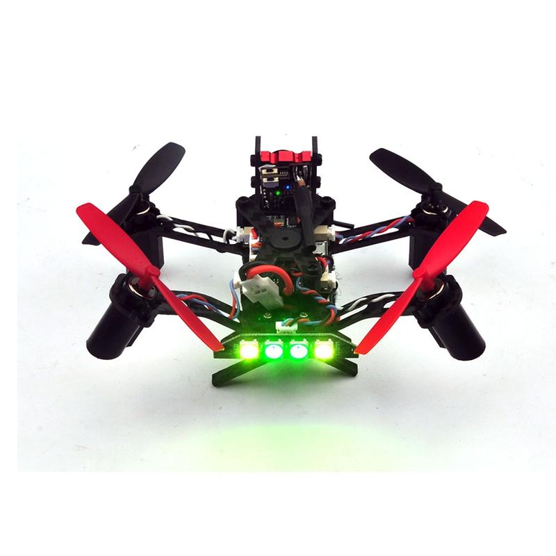 Eachine Vtail QX110 BNF avec son pod de LED