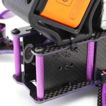 Eachine Wizard X220S RTF détail du support caméra