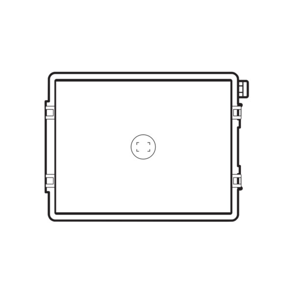 Écran de mise au point CCD Grid 60 MP et CMOS 100 MP Hasselblad pour série H System