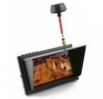 "Ecran F408 LCD 4.3"" 5.8GHz - FXT"