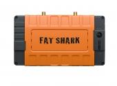 Ecran FatShark Transformer 720p vue de dos