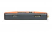 Ecran FatShark Transformer 720p Vue des ports USB et HDMI