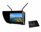 "Écran LCD 7\"" 5,8GHz BlackPearl + batterie"