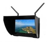 "Écran LCD 7"" 5,8GHz BlackPearl"