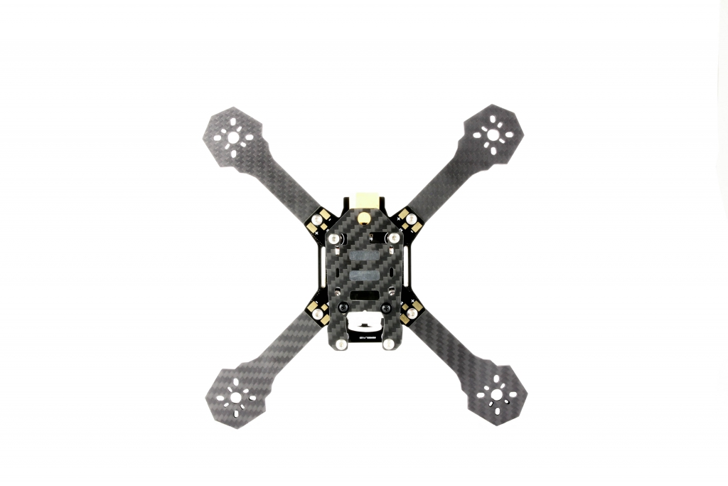 Emax Nigthhawk X5 vue du dessus