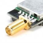 Émetteur 200mW pour Eachine Falcon vue du connecteur RP-SMA Male