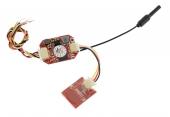Emetteur 5.8Ghz Stealth Race + Bluetooth de Furious FPV avec son antenne