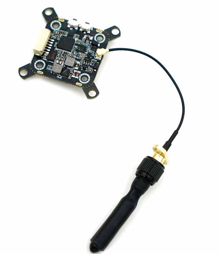 Emetteur 5.8ghz VS600 FrSky vue de dessus