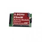 Emetteur vidéo 25mW pour Vortex 285 et Vortex Pro de chez ImmerisonRC