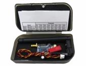 Emetteur vidéo 5.8 Ghz Raceband 40 canaux 25/200 mW - boite