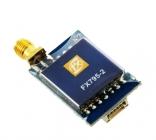 Emetteur vidéo 5.8 Ghz Raceband 40 canaux 25/200 mW