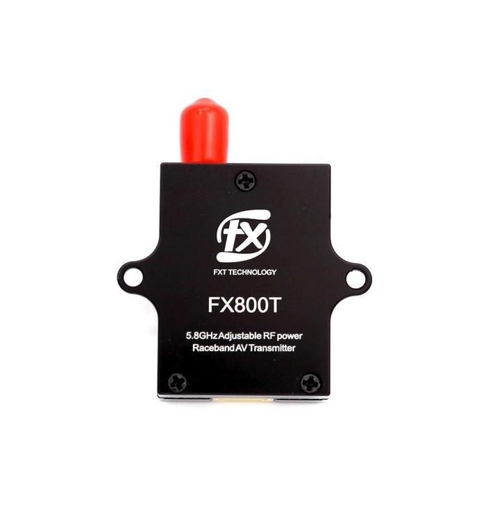 Emetteur vidéo 5.8GHz modulable FX800T - vue de face