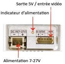 Émetteur Walkera TX5811