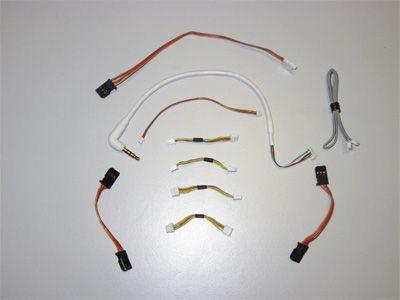 Ensemble de câble pour Phantom 2 Vision