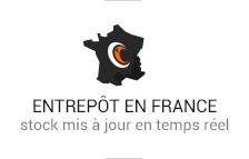Entrepôt en France