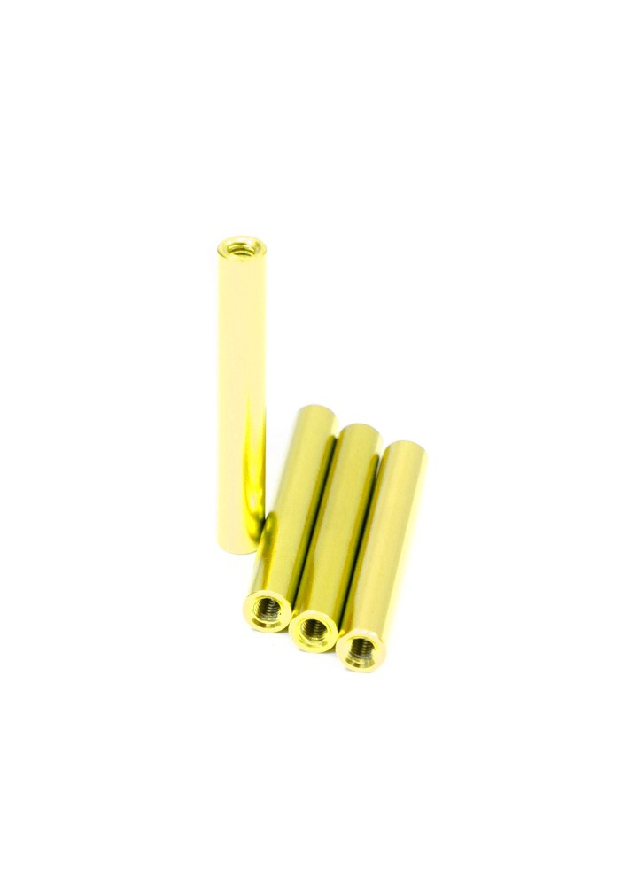Entretoise M3x15mm en Aluminium x4