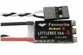 ESC Favourite Littlebee 20A (BLHeli S) vue de l'esc 30A de face