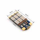 ESC iFlight SucceX 60A Plus BLHeli32 - Boite de 2 dimensions