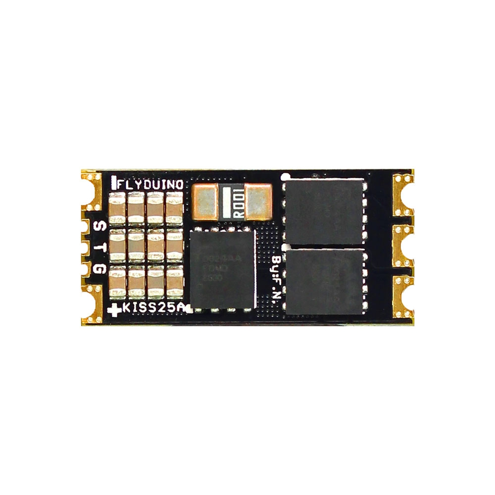 ESC KISS 2-5S 25 à 40A - 32bit - Flyduino