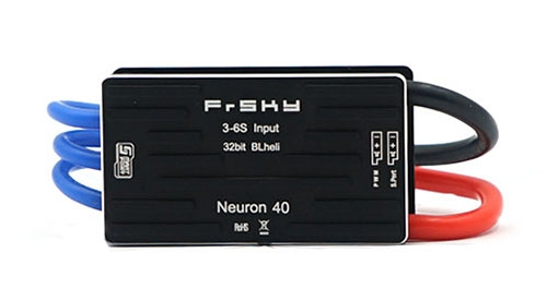 ESC Neuron 40A - Frsky