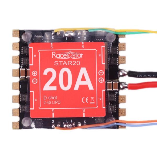 ESC Racerstar Star20 20A