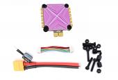 ESC X-Cross 40A 3-6S 4 en 1 - FlyColor contenu du produit