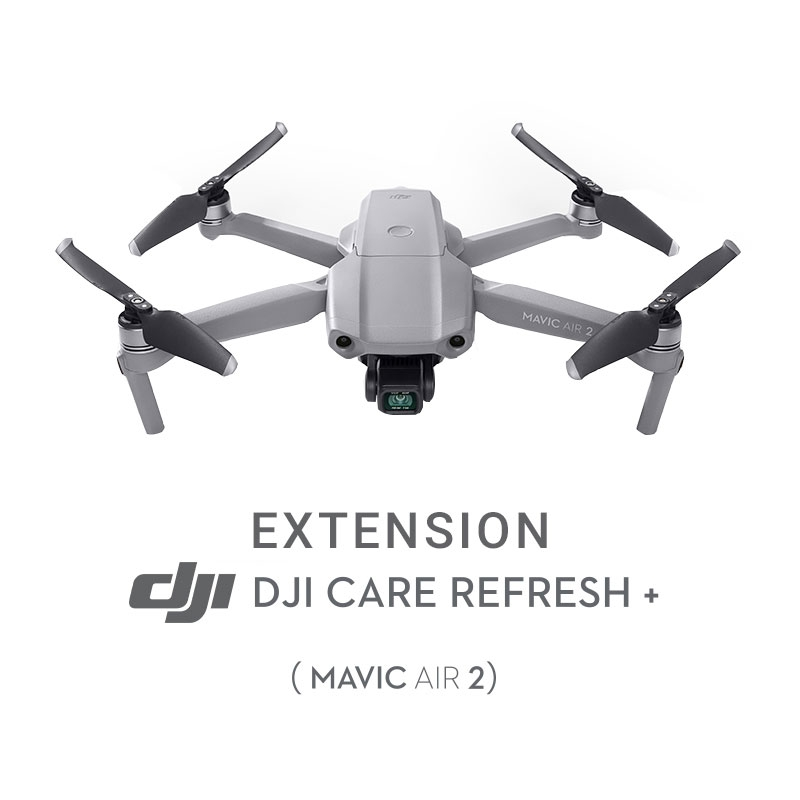 Extension DJI Care Refresh + pour Mavic Air 2