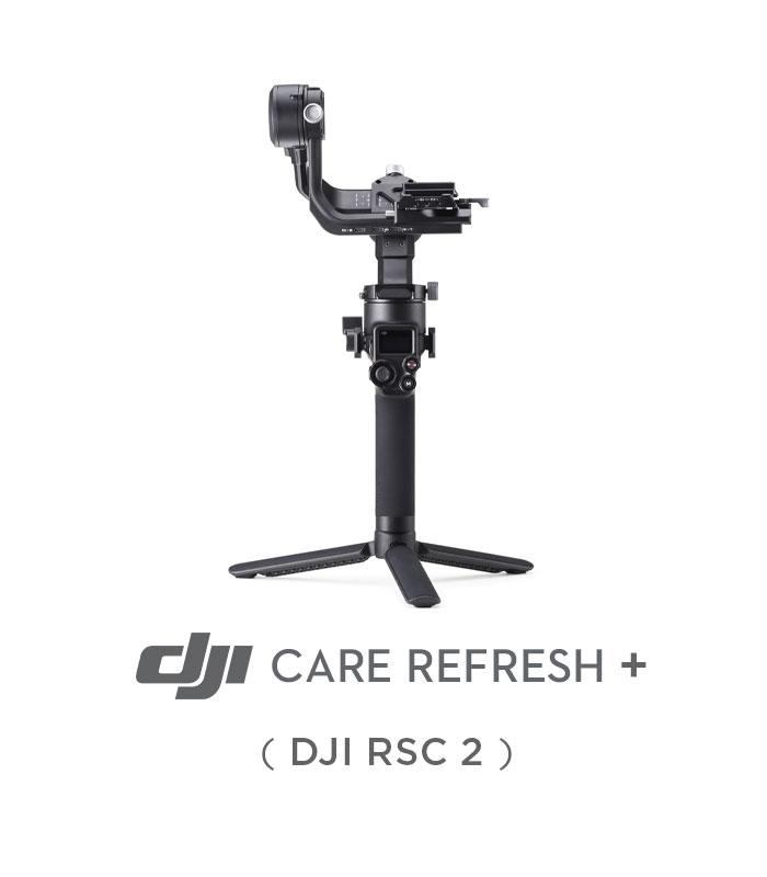 Extension DJI Care Refresh + pour RSC 2 (renouvellement 1 an)