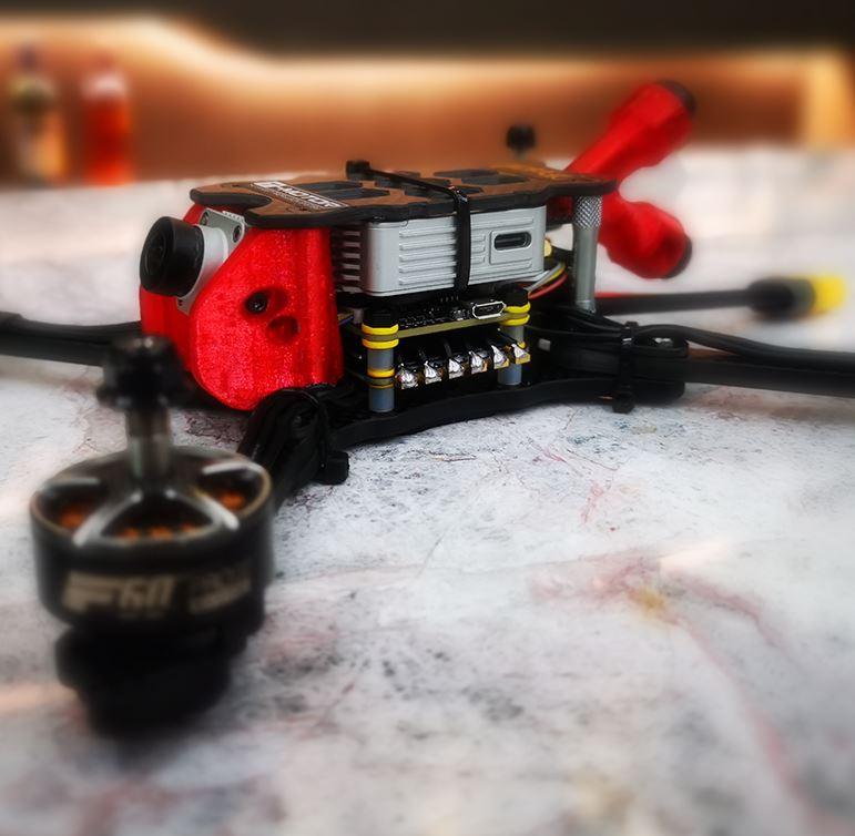 F4 (HD version) - T-Motor