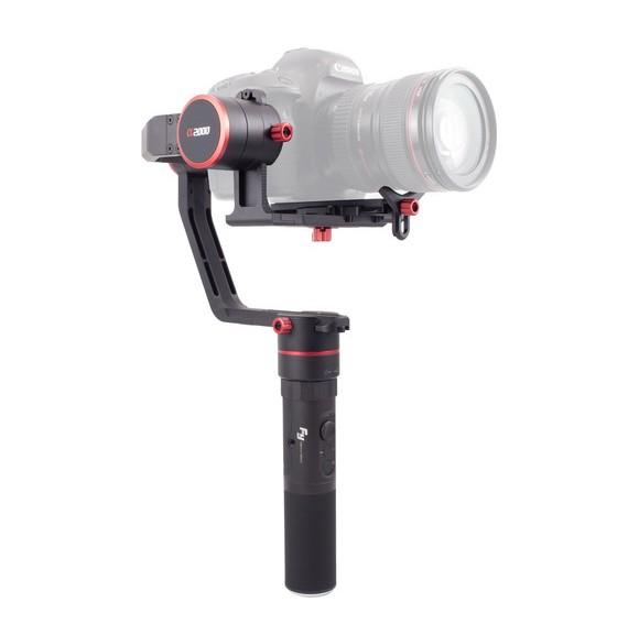 Stabilisateur Feiyu a2000 pour appareils photo et caméras - vue de côté