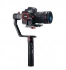 Stabilisateur Feiyu a2000 avec appareil photo - vue de côté