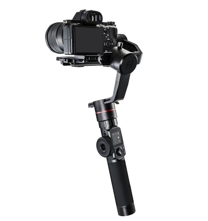 Feiyu AK2000 avec appareil photo reflex