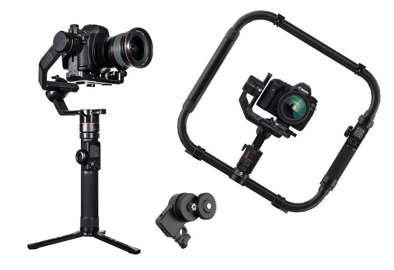 Feiyu AK4000 & Follow Focus + Grip offerts