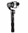 Steadycam Feiyu G100 avec GoPro vu de profil