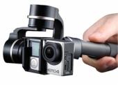 Feiyu G4 QD avec GoPro Hero4 Black