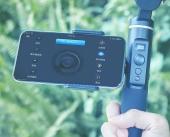 Feiyu G6 - stabilisateur avec smartphone connecté en Bluetooth