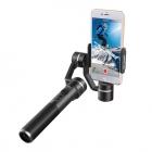 Stabilisateur Feiyu SPG Live avec iPhone en position verticale