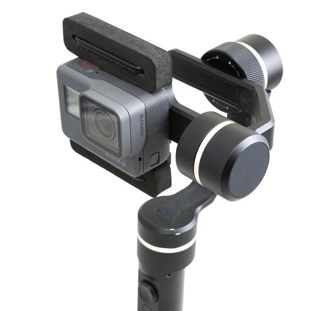Stabilisateur Feiyu SPG avec GoPro Hero5 Black