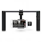 Stabilisateur Feiyu SPG Plus avec iPhone - vue de dos