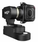 Steadycam Feiyu WGS avec caméra GoPro Hero Session monté dessus