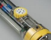 Zoom sur la molette réglable du fer à souder 50W